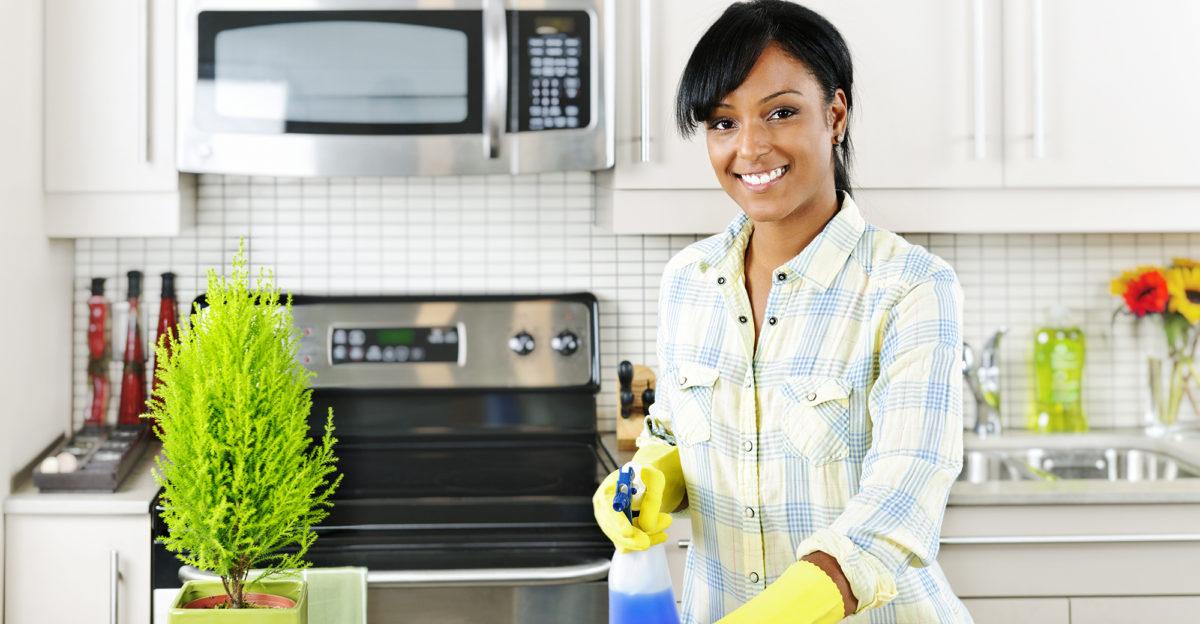 ménage à domicile - Destia