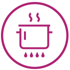Aide à domicile - préparation des repas et aide à la prise de repas - Destia