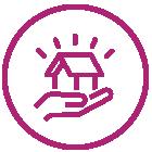 Aide à domicile - entretien du cadre de vie, ménage, repassage, gestion du linge - Destia