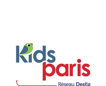 Logo Kid's Paris - Réseau Destia