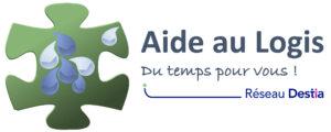 Réseau Destia - logo Aide au Logis
