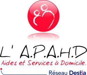 Réseau Destia - logo APAHD